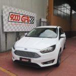 """Elaborazione Ford Focus 1.5 tdci sw """"Thunder"""""""