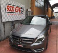 """Elaborazione Mercedes B220cdi """"All gone"""""""