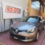 """Elaborazione Renault Clio IV 1.2 16v """"Mare chiaro"""""""