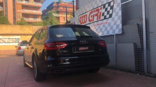 Audi A4 Avant 2.0 tdi powered by 9000 Giri