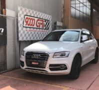 "Elaborazione Audi Sq5 ""Sound booster"""