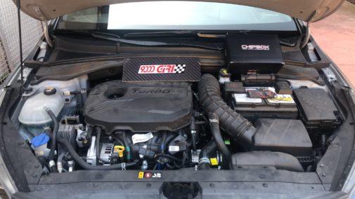Kia Proceed 1.6 T-Gdi powered by 9000 Giri