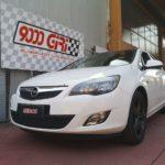 """Elaborazione Opel Astra 1.6 Turbo """"Scintillante"""""""