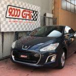 """Elaborazione Peugeot 308 cc """"Una voglia in più"""""""