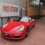 """Elaborazione Porsche Boxter S """"Show must go on"""""""