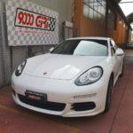 """Elaborazione Porsche Panamera 3.0 tdi """"La resilienza"""""""