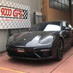 """Elaborazione Porsche Panamera Hybrid Turbo S """"Elettrica di classe"""""""