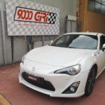 """Elaborazione Toyota Gt 86 """"Taggata"""""""