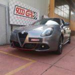 """Elaborazione Alfa Romeo Giulietta 1.4 tb """"Iper"""""""