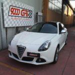 """Elaborazione Alfa Romeo Giulietta 1.4 tb """"Trouble car"""""""