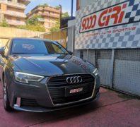 """Elaborazione Audi A3 1.5 Tsi Sportback """"Futurism edition"""""""