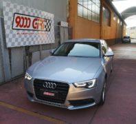 """Elaborazione Audi A5 2.0 Tdi """"Classic black burst"""""""