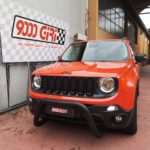 """Elaborazione Jeep Renegade 2.0 td """"Face lift"""""""