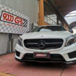 """Elaborazione Mercedes Gla 200d """"Superski"""""""