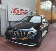 "Elaborazione Mercedes Glc 250td ""Autentica qualità"""