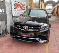 """Elaborazione Mercedes Gls 63 Amg """"Monster"""""""