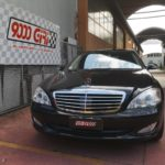 "Elaborazione Mercedes S350 ""Luxury"""