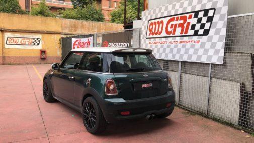 Mini Cooper S R56 powered by 9000 Giri