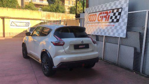 "Nissan Juke Nismo ""Vinitaly"" powered by 9000 Giri"